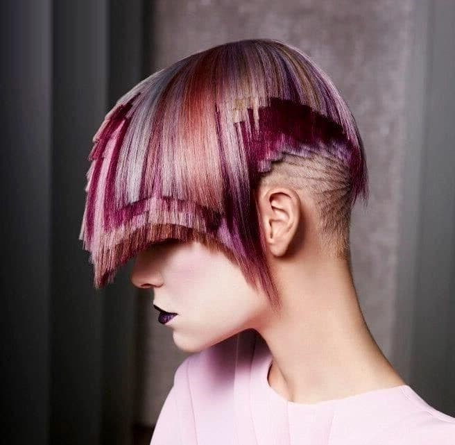 3D окрашивание волос 2021-2022