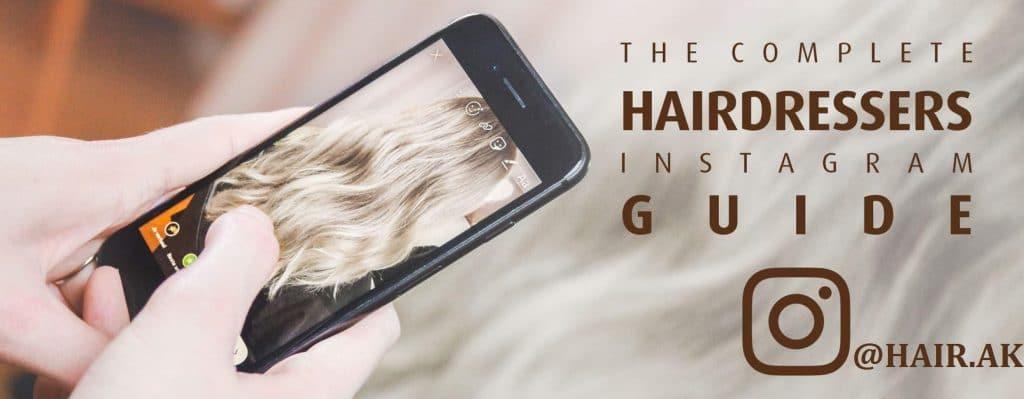 Инстаграм парикмахера