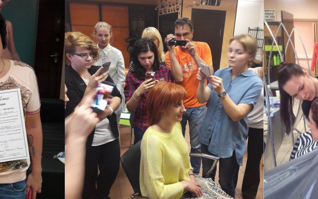 Курсы парикмахера после 9 или 11 класса в Академии Парикмахеров