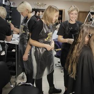 Курсы парикмахеров обучение с нуля до Мастера! Повышение квалификации!