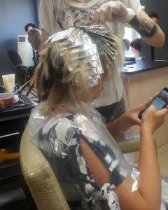 Курс парикмахера колориста широкого профиля