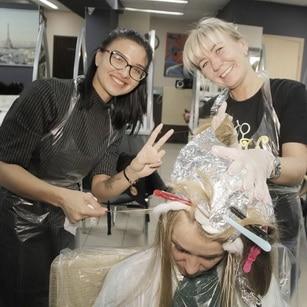 Курс парикмахера с нуля