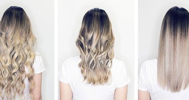 Мелирование на длинные волос
