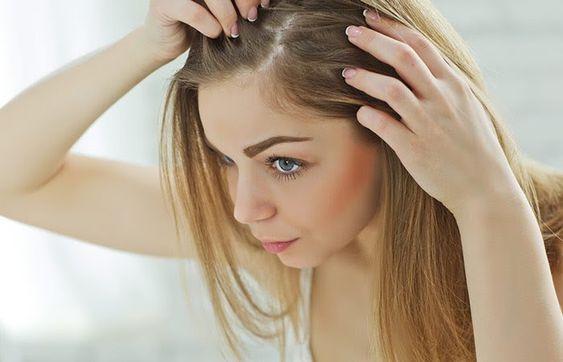 Выпадение волос после