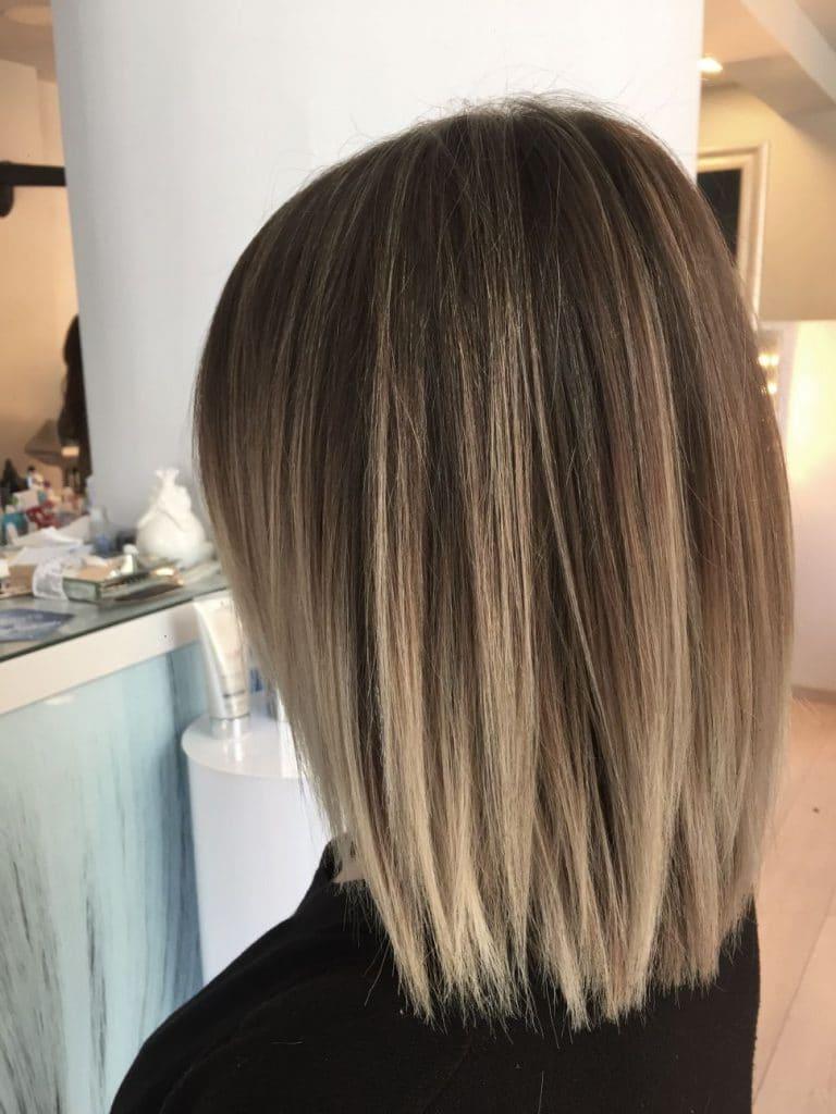 обучение окрашивания волос доступной цен