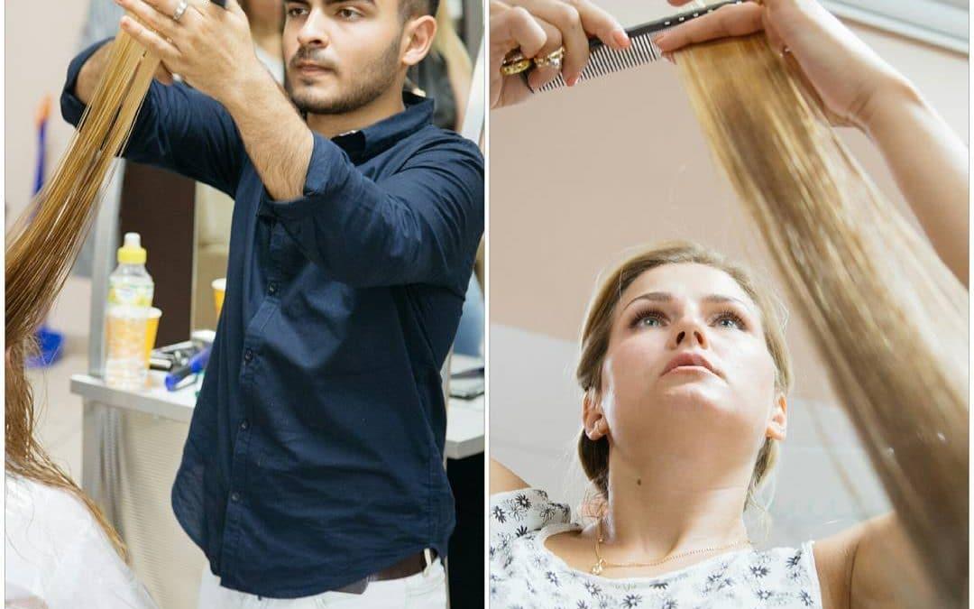 Профессия парикмахер стала очень востребована в 2021 году.