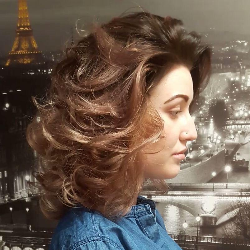 Курс укладки волос «MODERN FORMS»