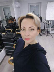 Ольга Новикова парикмахер